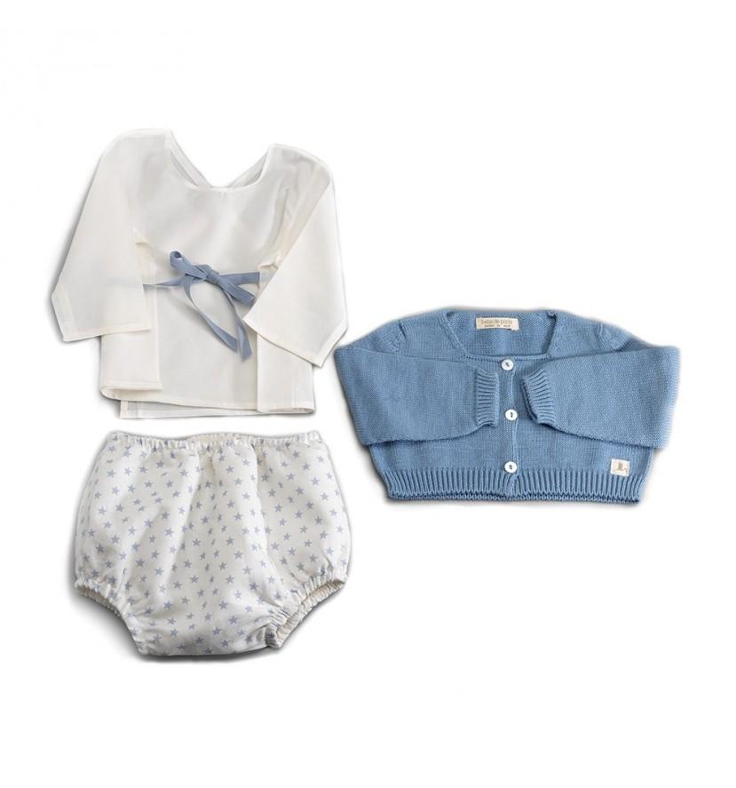 Bleu Atelier New York Baby Set