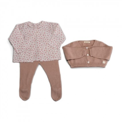 Rose Atelier Paris Bébé Set