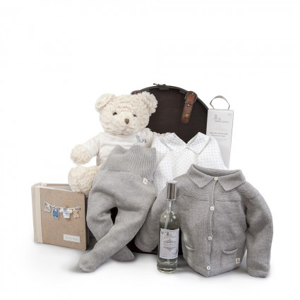 Atelier Coffre Munich Baby Basket
