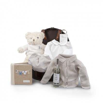 Atelier Coffre London Baby Basket