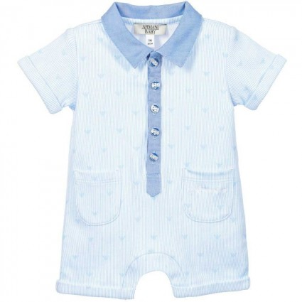 Armani Baby Polo Suit