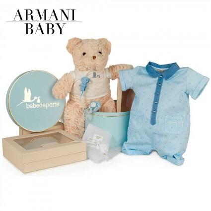 Panier naissance Armani sérénité