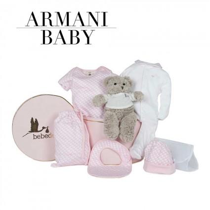Panier naissance Armani Baby