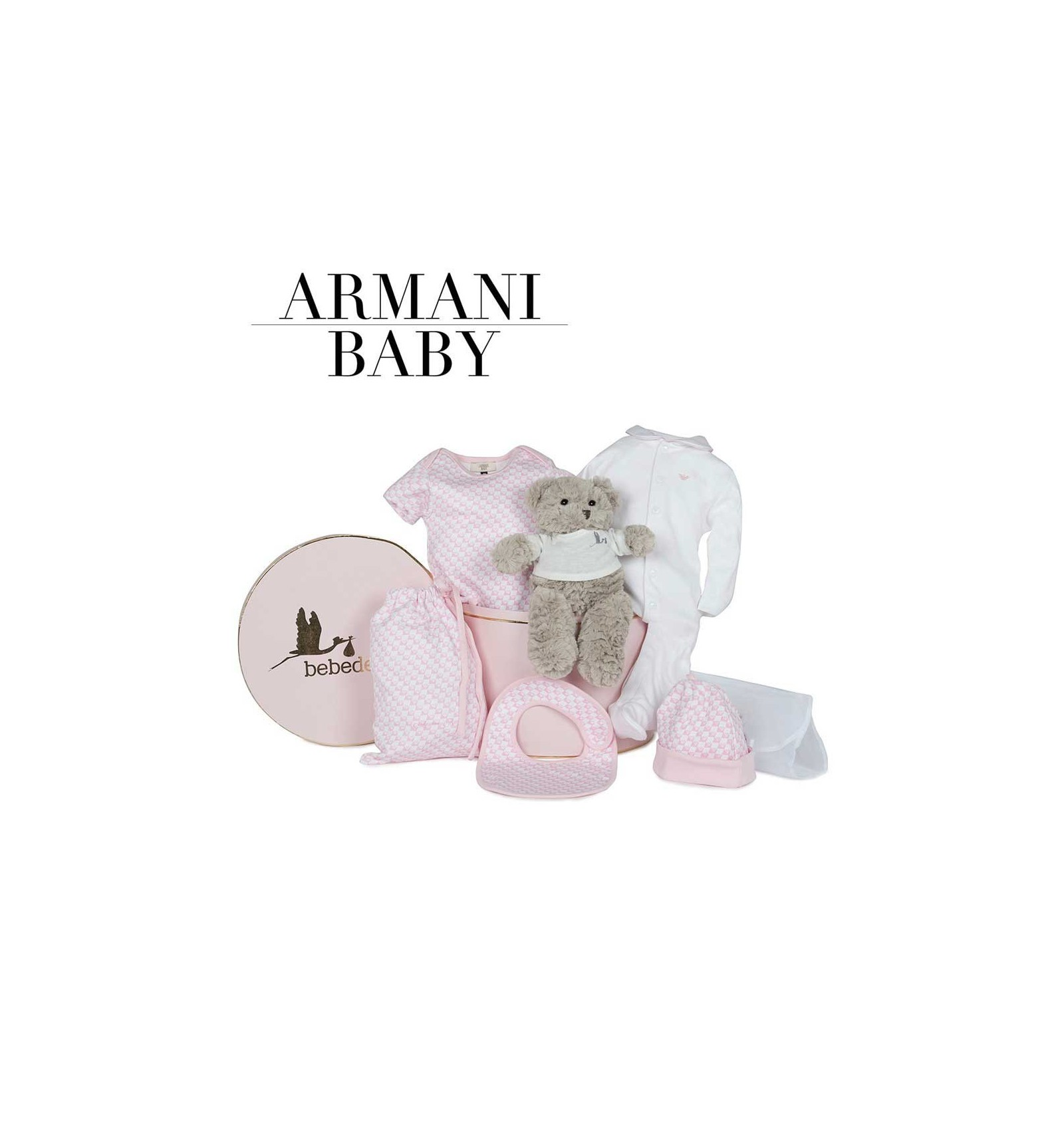 Panier naissance Armani Baby 45435d1588c
