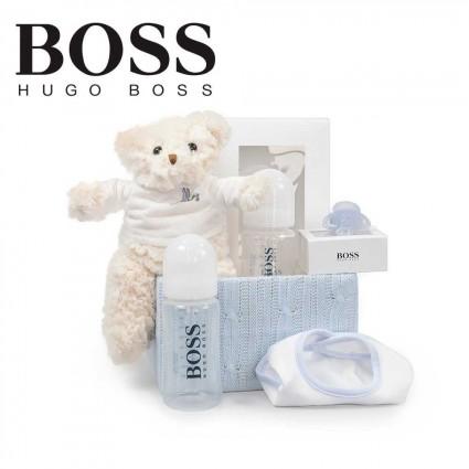 Panier naissance Hugo Boss Essentiels