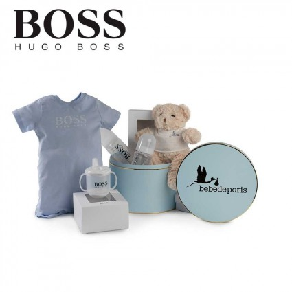 Panier naissance Hugo Boss Essentiel