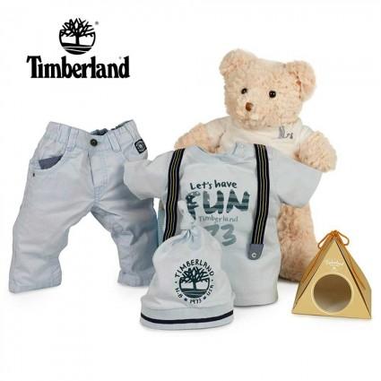 Panier naissance Timberland Essentiel rigolo
