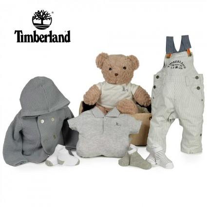 Panier naissance Timberland songe tenue confort