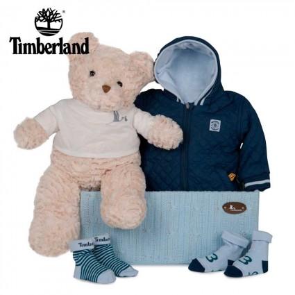 Panier naissance Timberland veste
