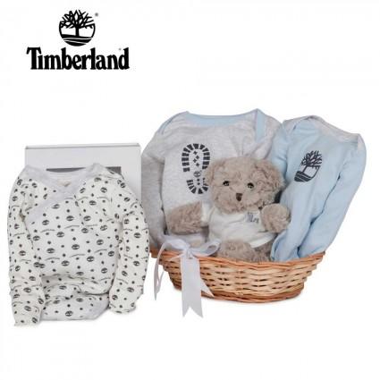Panier naissance Timberland bodies