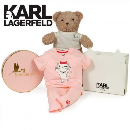 Corbeille bébé Karl Lagerfeld Cat