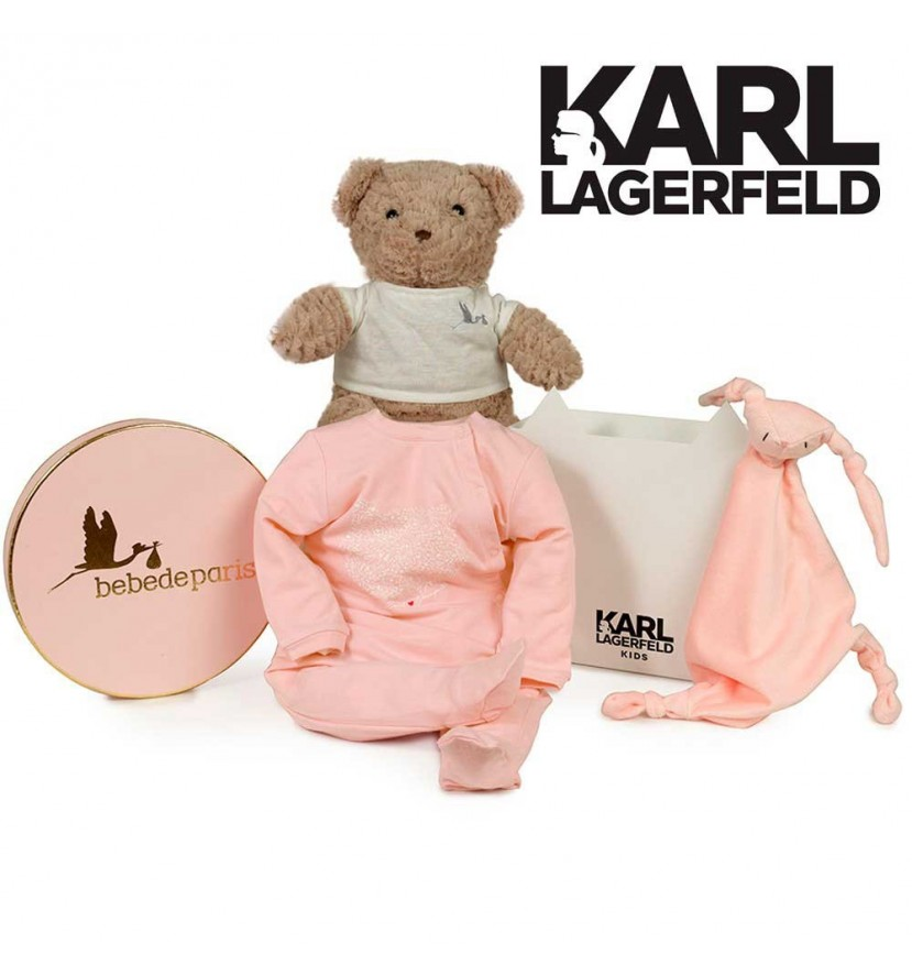 Corbeille bébé Karl Lagerfeld Serenity Girl