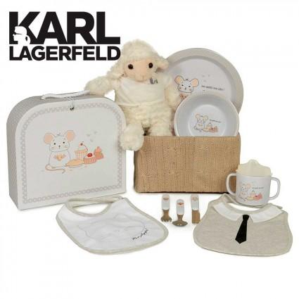 Corbeille bébé Karl Lagerfeld Delish
