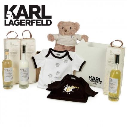 Corbeille bébé Karl Lagerfeld songe