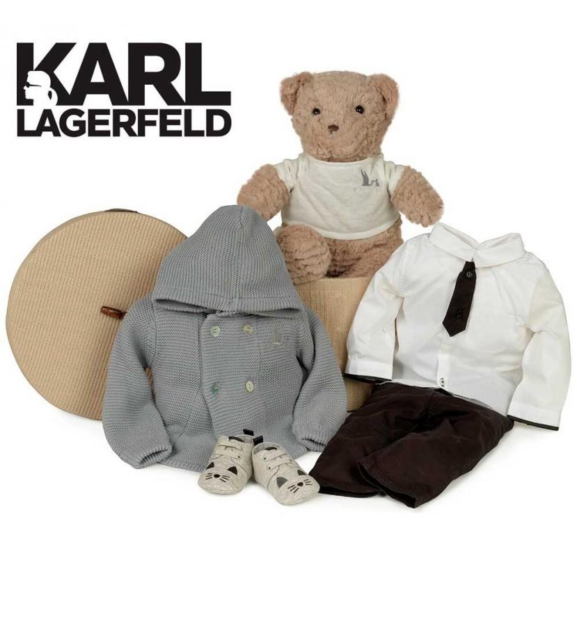 Corbeille bébé Karl Lagerfeld