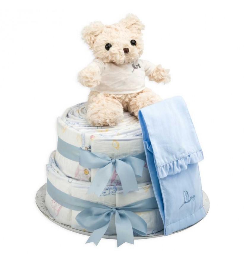 Gâteau de couches complet