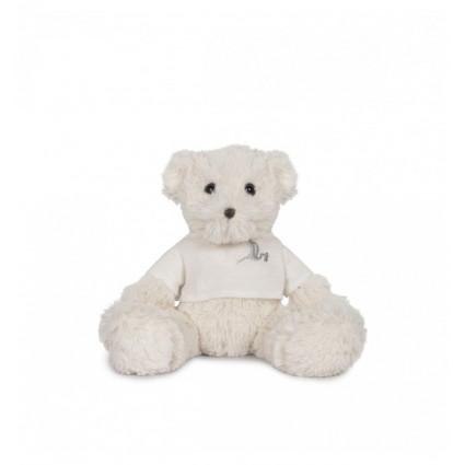 Kit ours en peluche et lot chaussettes bonnet et moufles