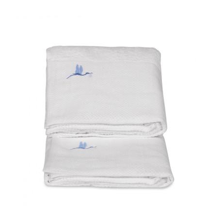 Baby Towel bleu