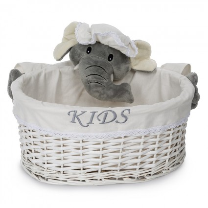Elephant Baskets Set