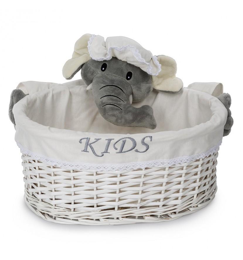 Set Paniers Elephants
