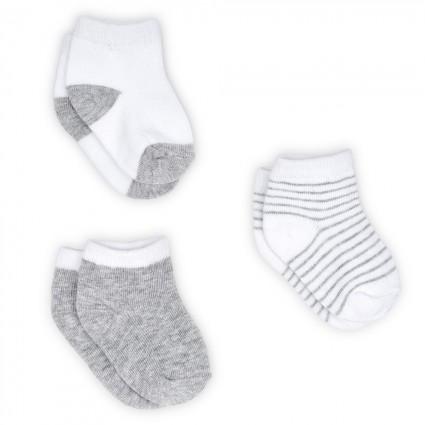 Baby Socks Set Grey