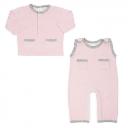 Pink Soft Baby Set