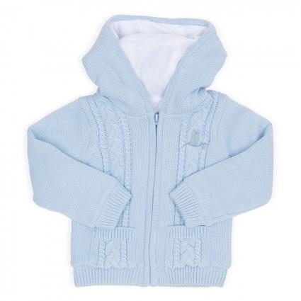 Blue Baby Polar Jacket