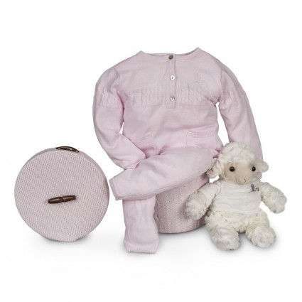 Pink Happy Classic Baby Hamper